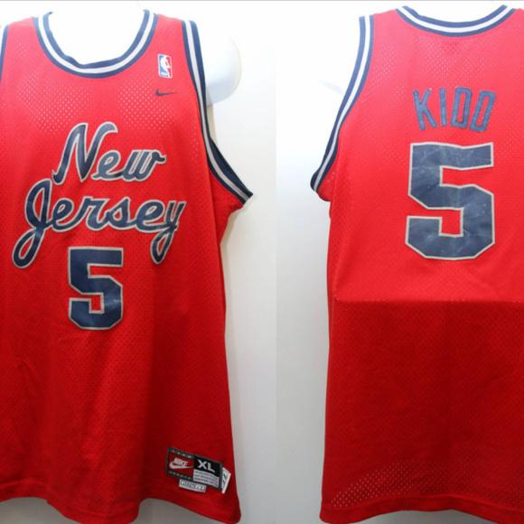 757d3a1cb48 Nike Shirts | Vintage Jason Kidd New Jersey Nets Jersey | Poshmark